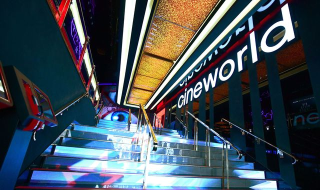 Cineworld plans to reopen UK cinemas in July with Tenet and Mulan among first films