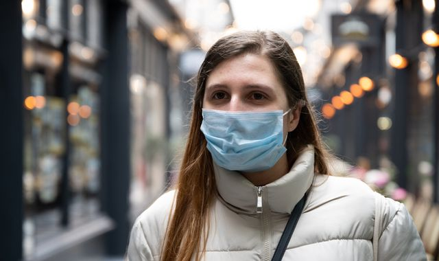 Coronavirus masks advice could change after new evidence emerges