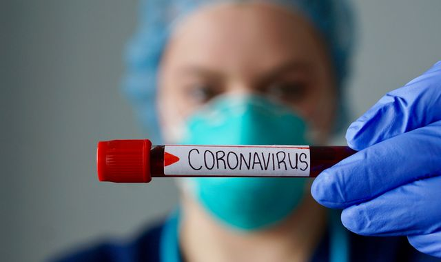Coronavirus: Nurses holding their breath during high-risk COVID-19 procedures, doctor claims