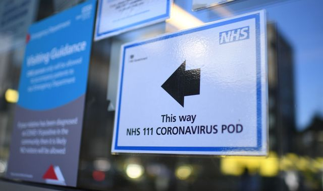 Coronavirus: Government ditches cap on NHS staff being tested for coronavirus