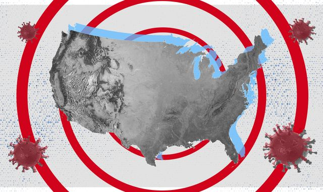 Coronavirus: How the US is becoming the new epicentre of the COVID-19 pandemic