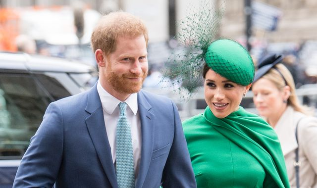 Harry and Meghan have 'moved to California' to set up new home
