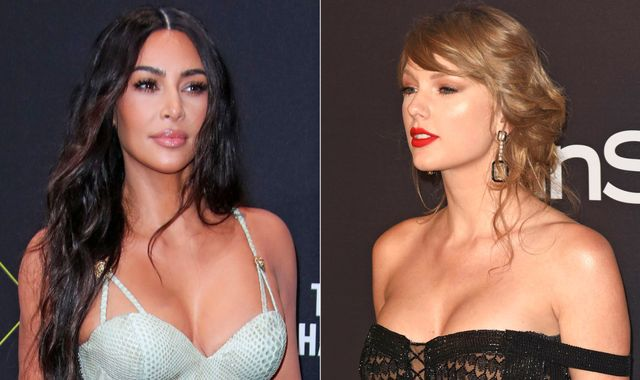 Kim Kardashian hits out at Taylor Swift as feud over 2016 phone call reignites