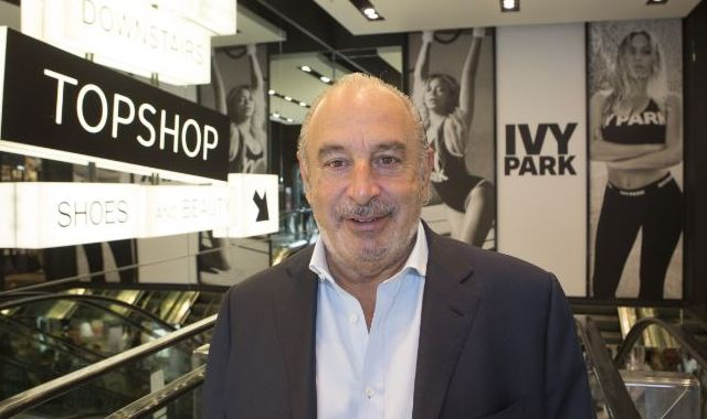 Coronavirus: Sir Philip Green to use taxpayer money to pay staff during shutdown