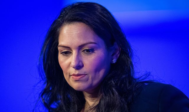 Priti Patel in bitter clash with Yvette Cooper over Commons committee no-show