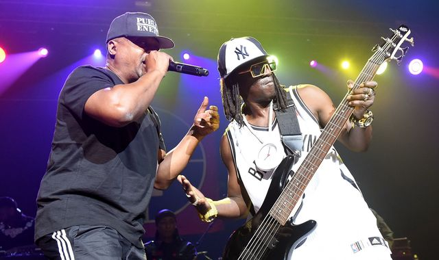 Public Enemy 'Moving Forward' Without Flavor Flav After Bernie Sanders Rally