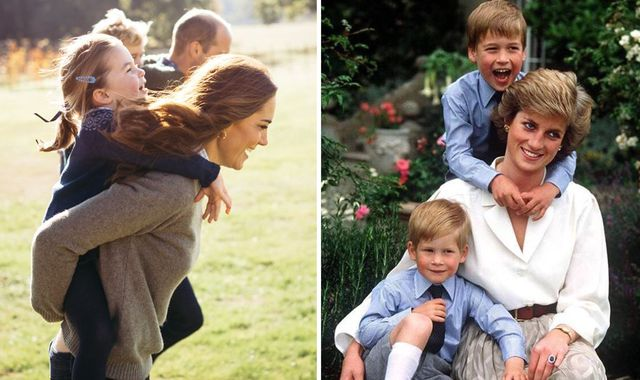Coronavirus: Royal Family post messages to families spending Mother's Day apart