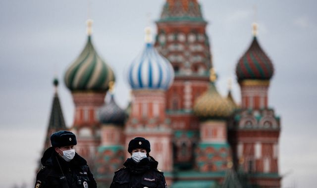 Coronavirus: Moscow aims to 'fully control' citizens' movements amid COVID-19 lockdown