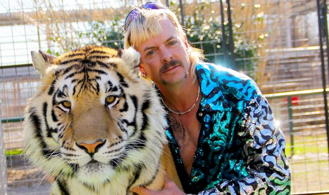 Tiger King's Joe Exotic 'loses former zoo land to nemesis Carole Baskin'