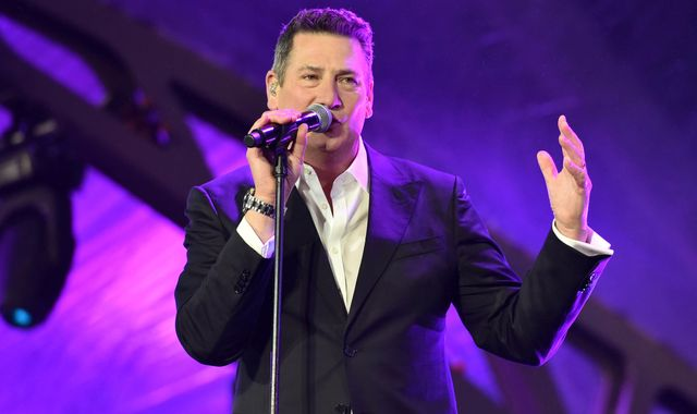 Tony Hadley: Man from Singapore finally wins withheld $10,000 radio prize - after singer steps in