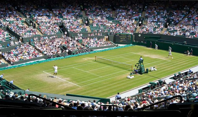 Coronavirus: Wimbledon cancelled due to COVID-19 outbreak