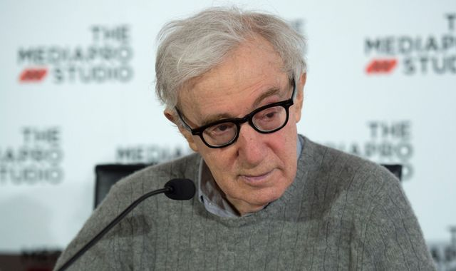 Staff Walks Out on Publisher Over Woody Allen Memoir