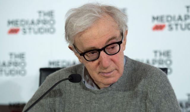 Woody Allen Memoir Canceled by Publisher Following Staff Walkout