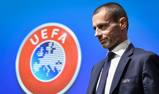 UEFA urges European leagues not to cancel seasons and hopes football restarts in July