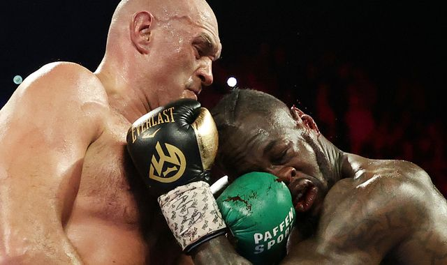 Tyson Fury and Deontay Wilder's third fight could land in Australia, China or an NFL stadium