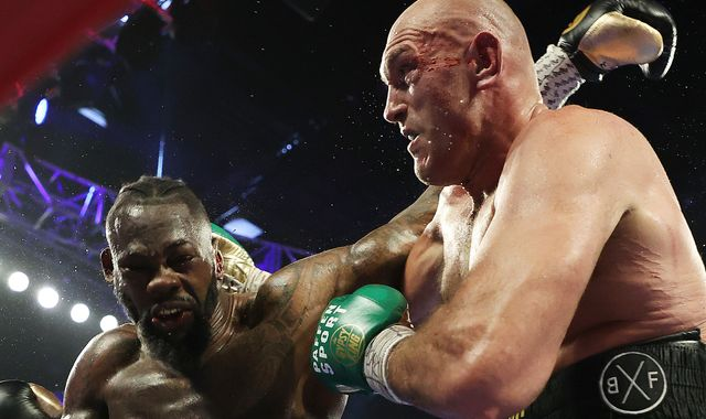 Deontay Wilder believes he has the beating of Tyson Fury in third fight, says Frank Warren
