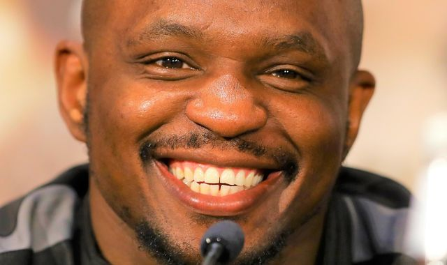Dillian Whyte says Deontay Wilder will regret 'ridiculous' decision to enforce a third fight with Tyson Fury