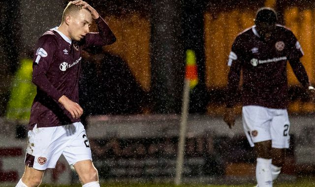 Hearts tell players their wages could be suspended if they refuse 50 per cent pay cut