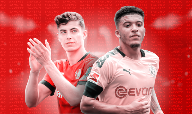 Jadon Sancho, Kai Havertz: Borussia Dortmund, Bayer Leverkusen stand firm on £100m+ asking prices