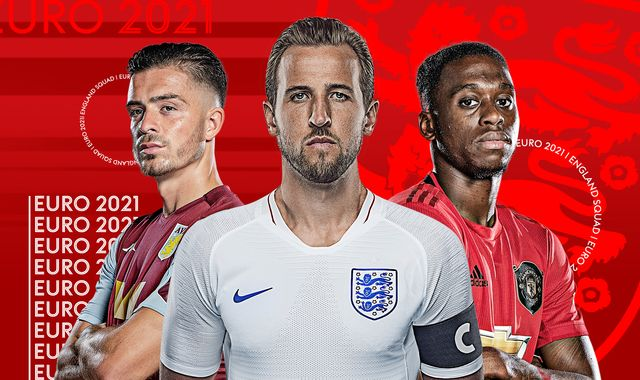 England squad for Euro 2021: Who made your selection for the tournament?