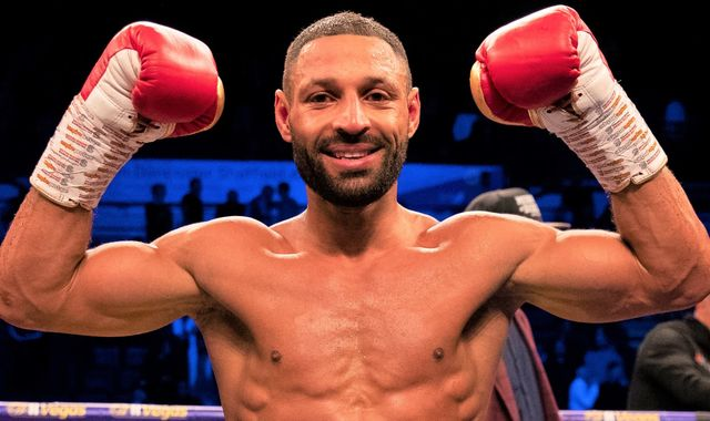 Kell Brook says Terence Crawford is 'on the same page' to agree fight and could travel to Britain
