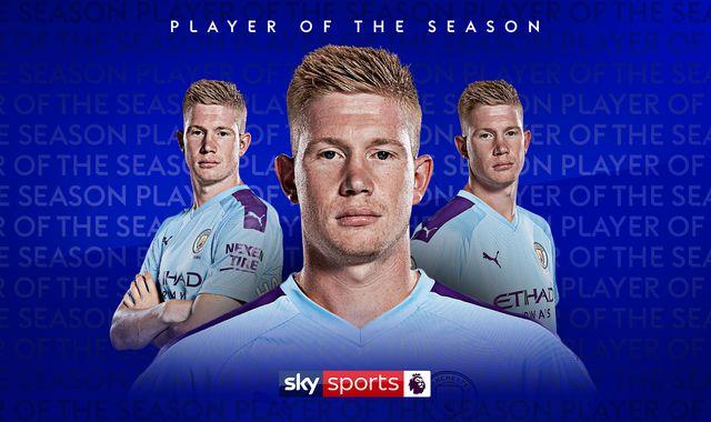 Jamie Redknapp: Why Kevin De Bruyne is my Player of the Season