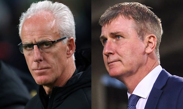 Stephen Kenny replaces Mick McCarthy as Republic of Ireland manager