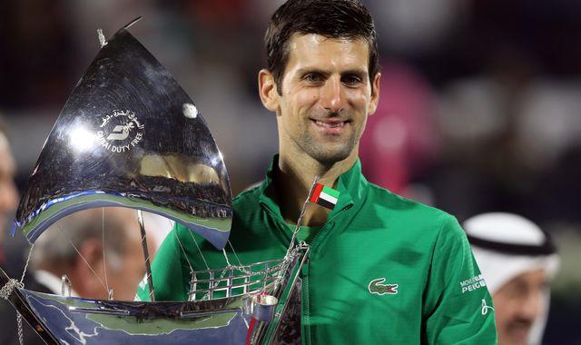 Novak Djokovic and Dominic Thiem to play in Adria Tour in Balkan region