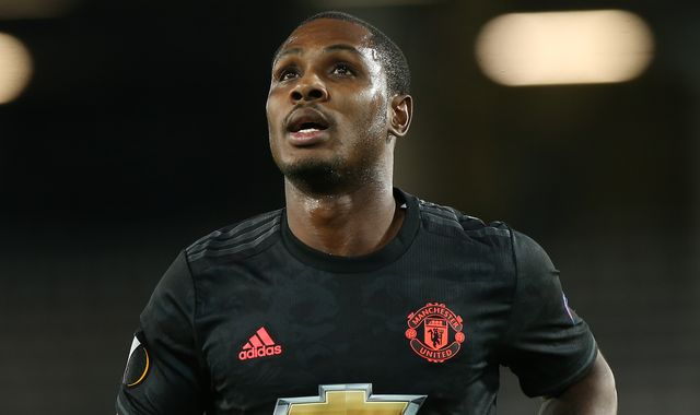 Odion Ighalo: Manchester United yet to make offer for Shanghai Shenhua striker