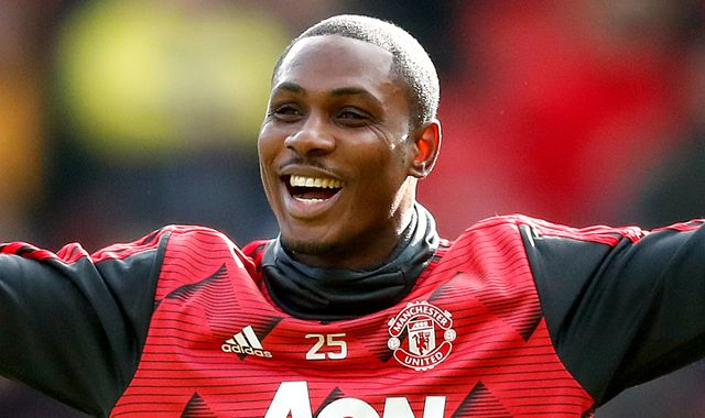 Odion Ighalo: Manchester United striker wants fairytale to continue
