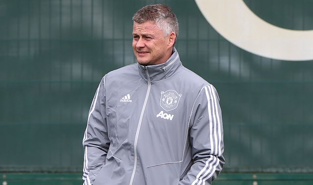 Ole Gunnar Solskjaer: Man Utd boss on gardens and family helping in coronavirus lockdown