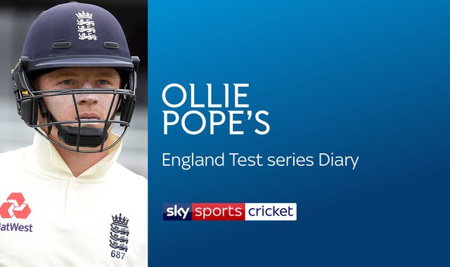 Ollie Pope: Ben Stokes will be a massive miss for England but we have players who step up