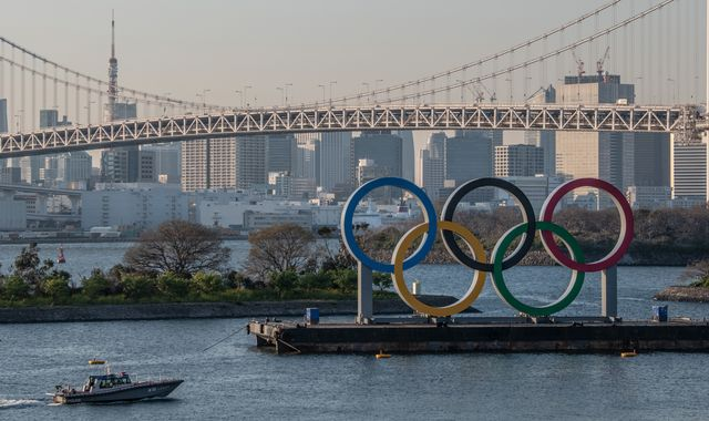 Tokyo 2020: Olympics postponement will have 'enormous impact' on sports calendar