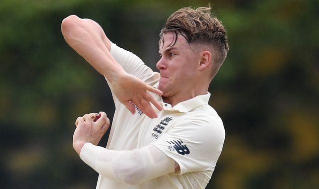 England all-rounder Sam Curran tests negative for coronavirus