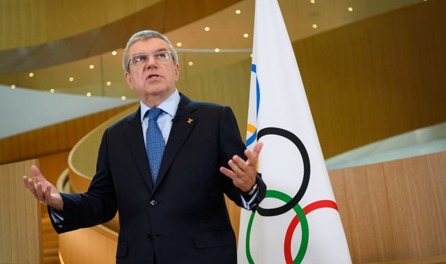 Tokyo 2020: Olympics postponement will protect lives, says IOC president Thomas Bach