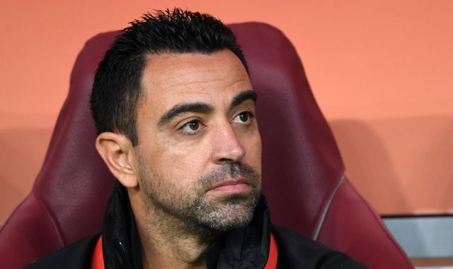 Xavi  says he is 'ready' to manage Barcelona just two months after rejecting job