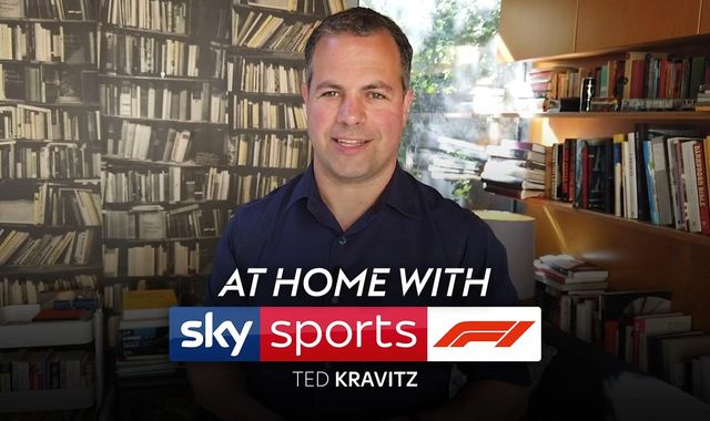 At Home with Sky F1: Ted Kravitz picks his favourite moments