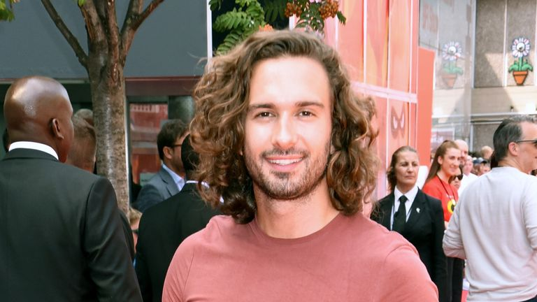 LONDON, ENGLAND - JULY 08:  Joe Wicks attends the 'Incredibles 2' UK Premiere at BFI Southbank on July 8, 2018 in London, England.  (Photo by Dave J Hogan/Dave J Hogan/Getty Images)