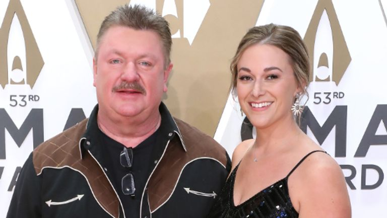NASHVILLE, TENNESSEE - NOVEMBER 13: (FOR EDITORIAL USE ONLY) Joe Diffie attends the 53nd annual CMA Awards at Bridgestone Arena on November 13, 2019 in Nashville, Tennessee. (Photo by Taylor Hill/Getty Images)