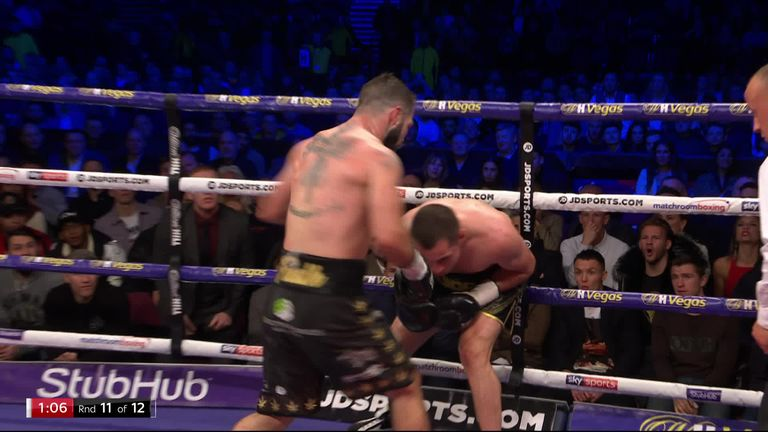 Scott Quigg retires following loss to Jono Carroll