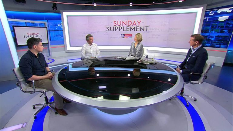 The Sunday Supplement panel discuss whether football realise the severity of the coronavirus pandemic