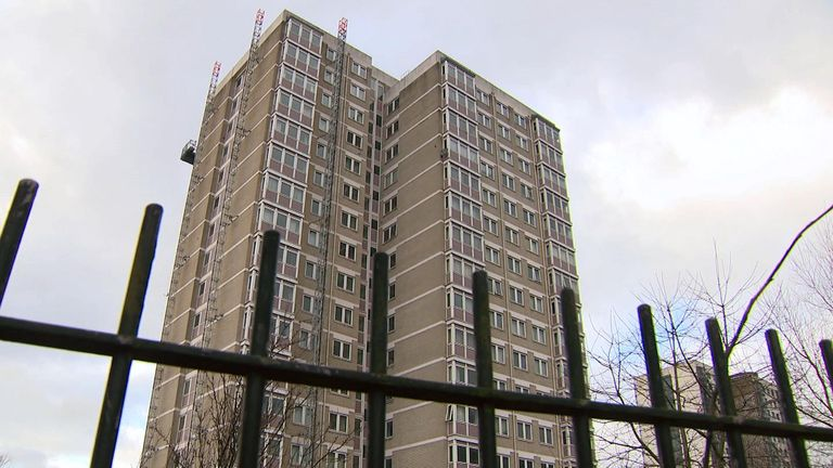The brothers sub-let a 12th floor flat in north Manchester where they stored and prepared the bomb