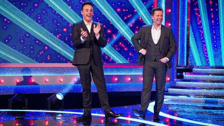Pic: Kieron McCarron/ITV/Shutterstock