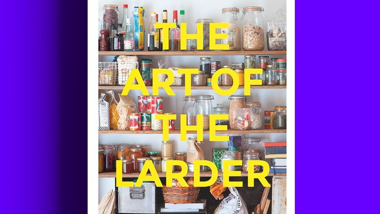 Claire Thomson has written about the power of the larder
