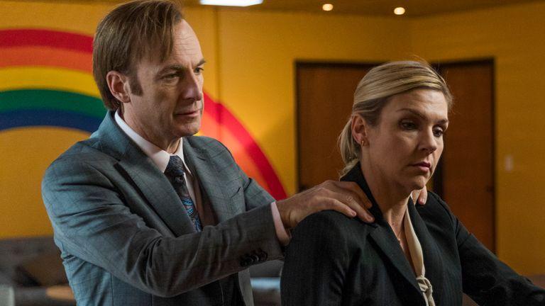 Better Call Saul. Pic: Netflix