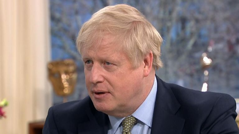 Boris Johnson still