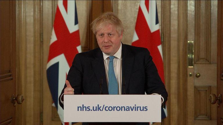 Boris still