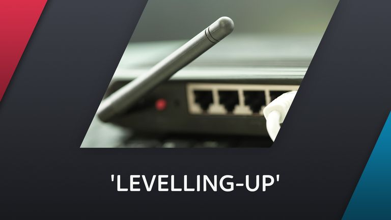 Levelling-up