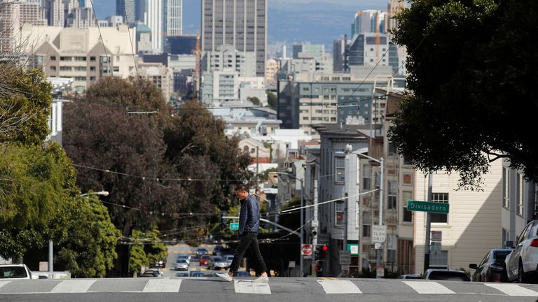 San Francisco is likely to be 'disproportionately impacted'