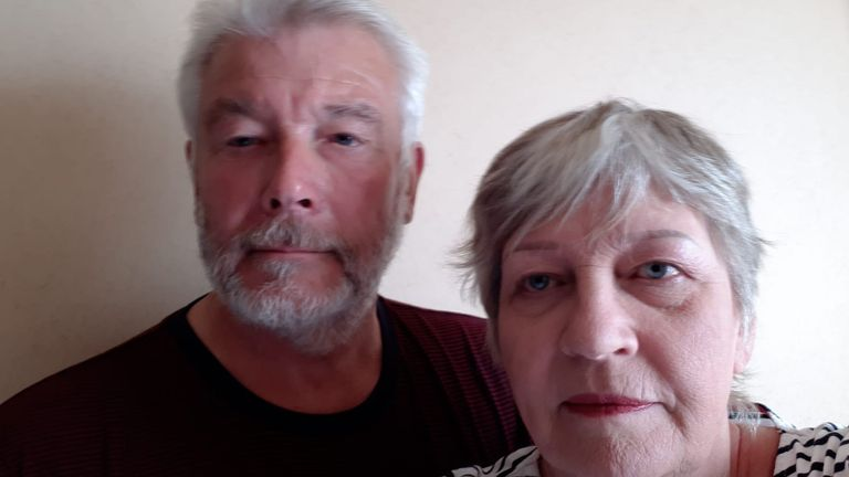 Cheryl Deeks, from Suffolk, and her husband, who are on the cruise ship MS Zaandam where four people have died with symptoms of coronavirus